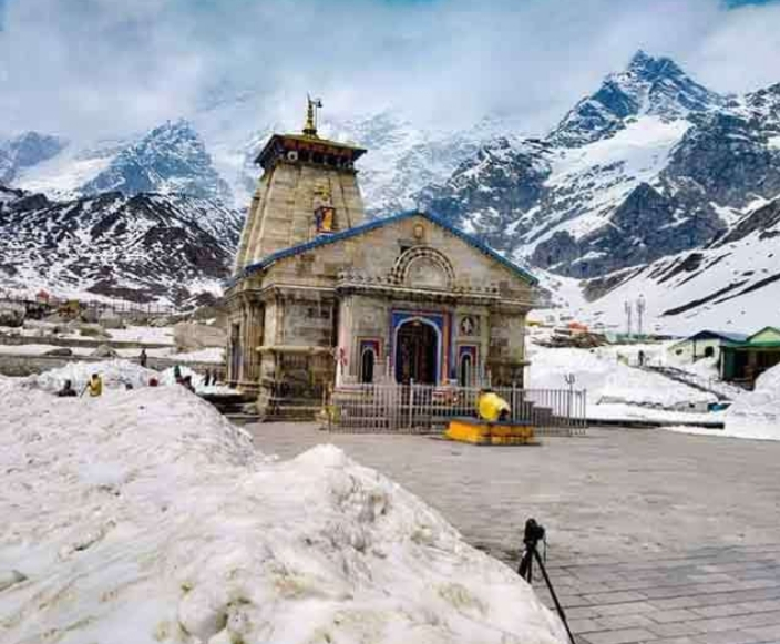 kedarnath mandir jyotirling