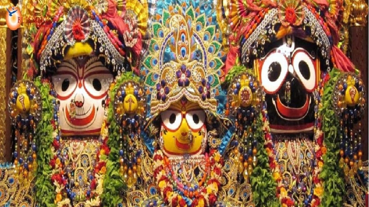 Jagannath Temple Puri Dham